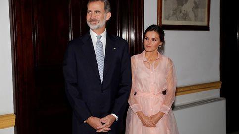 Plié, relevé... El vestido de 147 euros con el que Letizia se convierte en bailarina en Cuba