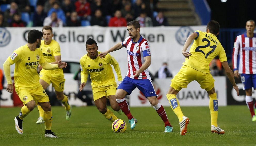 El Atlético cae en casa 27 partidos después y ve cómo el Real Madrid se le escapa
