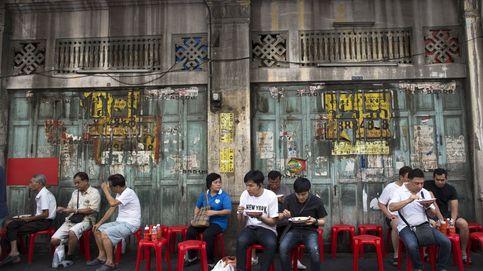 Bangkok prohíbe los puestos de comida callejeros