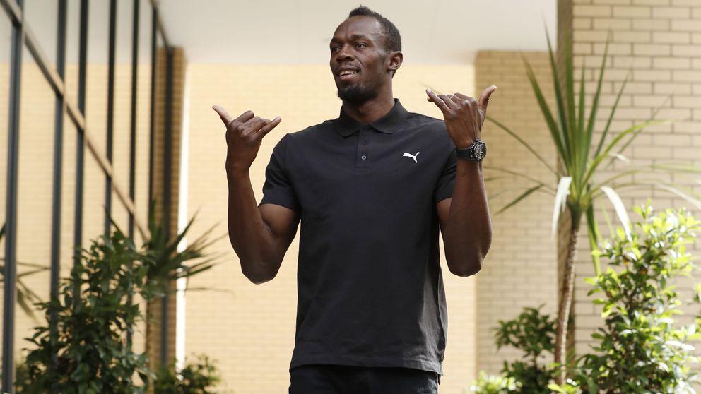 La carrera de Bruno Hortelano que para el resto del mundo es la de Usain Bolt