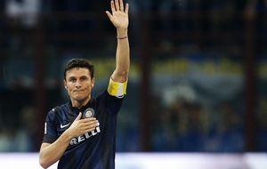 El año triste para el fútbol clásico: el adiós de Giggs, Zanetti, Verón...