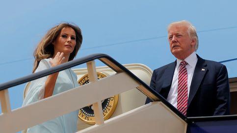 Trump viaja a Israel mientras el cerco se estrecha por la investigación sobre Rusia