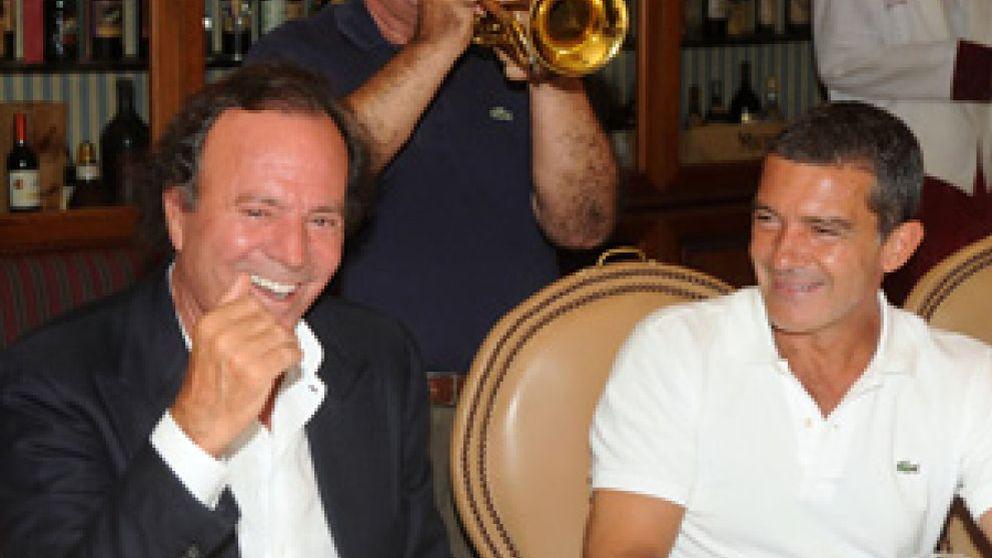 El trompetista de Julio Iglesias quiere ser marqués