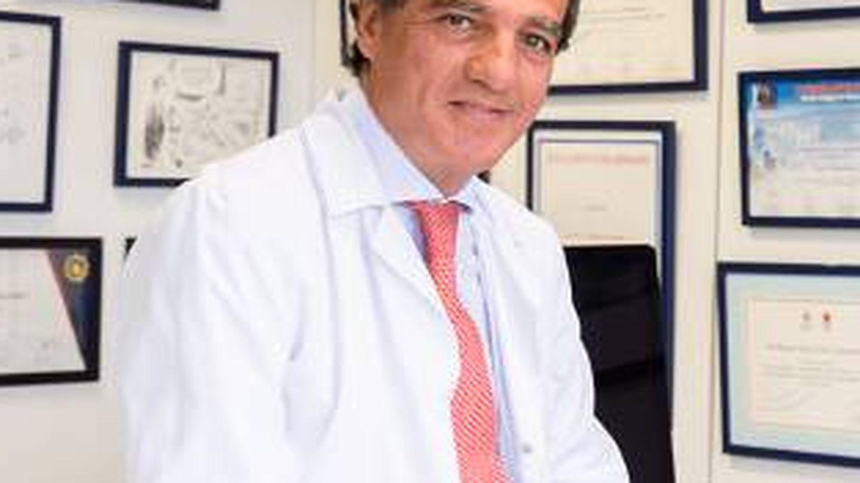 El Dr.Zamorano