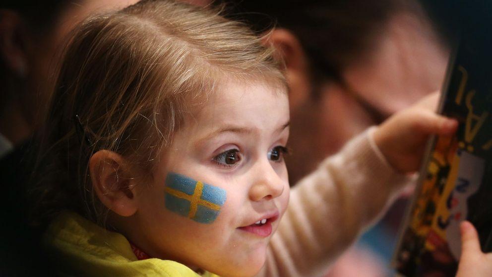 Estelle de Suecia, monerías en el hockey antes de convertirse en hermana mayor