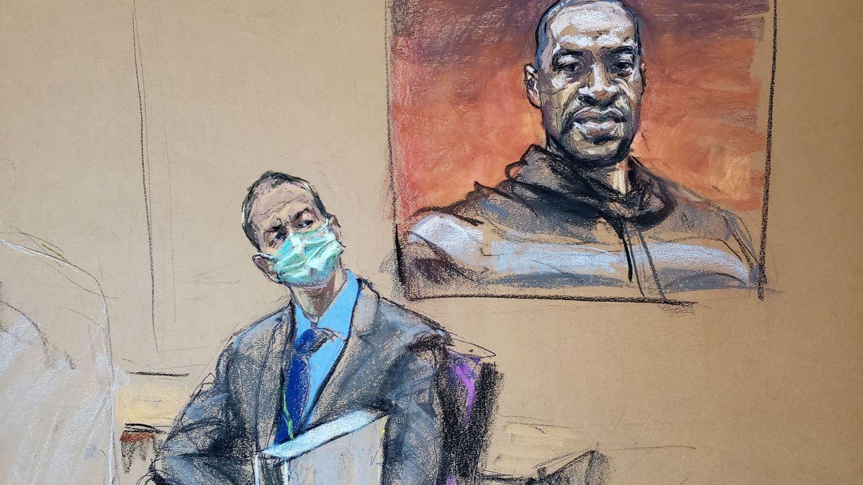 Un vídeo de 9.29 minutos y un fallo técnico importante: primer día del juicio de George Floyd