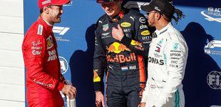 Post de Verstappen alimenta las sospechas sobre Ferrari y la broma envenenada de Vettel