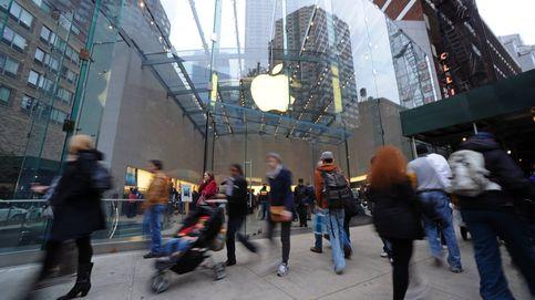 Apple hace historia al entrar en el Dow Jones con una capitalización de 742.000 millones