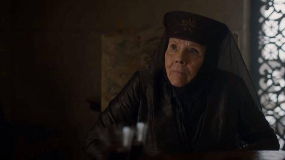 Muere la actriz de 'Juego de Tronos' Diana Rigg