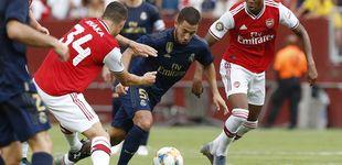 Post de El duro golpe a Marco Asensio contra el Arsenal por poner toda la carne en el asador