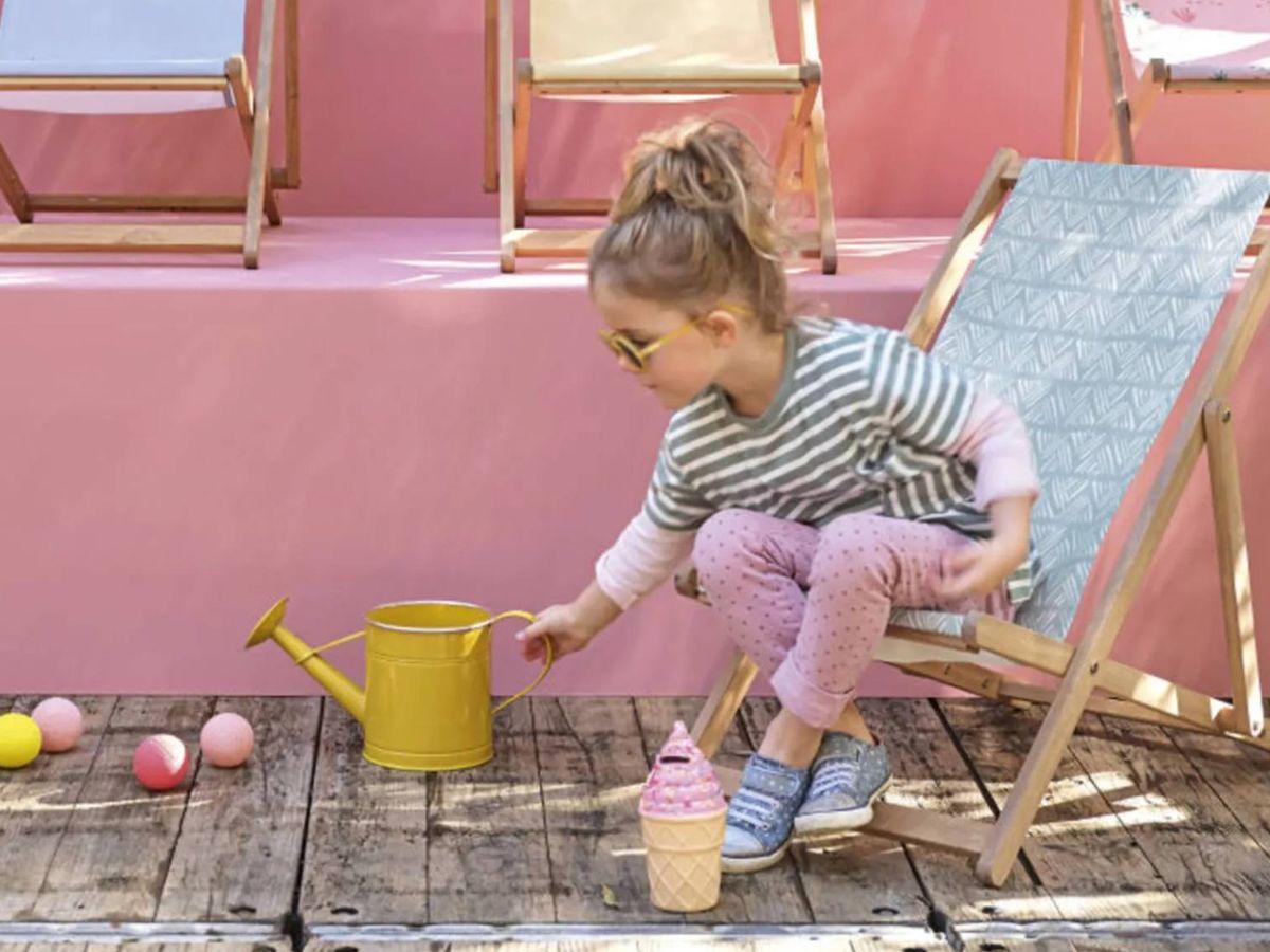 Foto: Ideas de decoración para disfrutar con tus hijos. (Maisons du Monde)