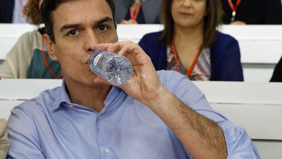 La última del oferta PSOE recibe el no de Podemos, IU, Compromís y las confluencias