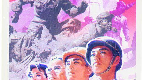 La extravagante propaganda de Corea del Norte