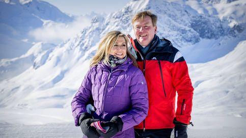 Máxima de Holanda en modo esquí: doce años después, misma talla