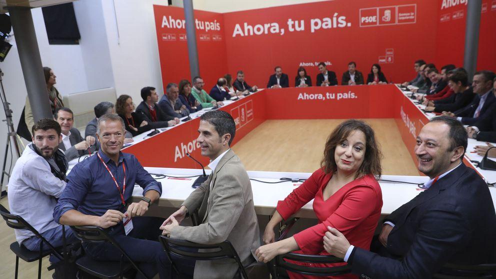Díaz: El PSOE está donde tiene que estar, que es donde yo he estado siempre