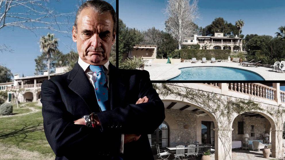 Mario Conde no detiene la subasta de Can Poleta y se vende por 4,2 millones