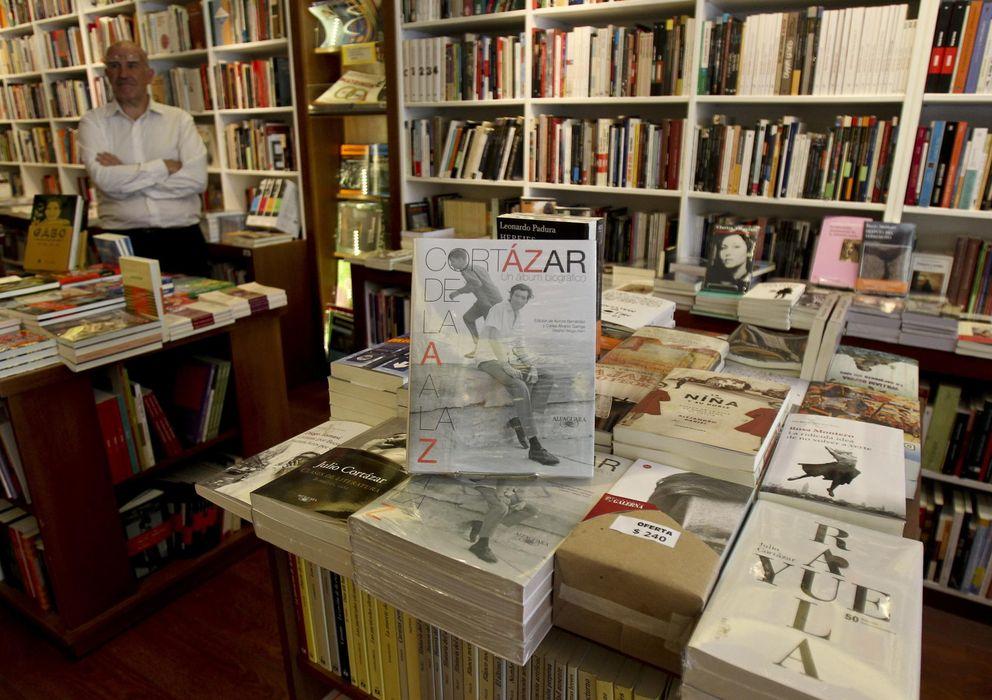 Foto: La edición de libros se desploma en España (EFE)
