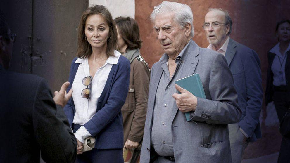 Las fotos de Vargas Llosa y Preysler que Isabel nunca aprobaría