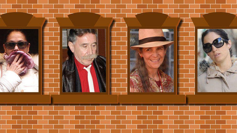 Estos son los diez ilustres nuevos vecinos de Isabel Pantoja
