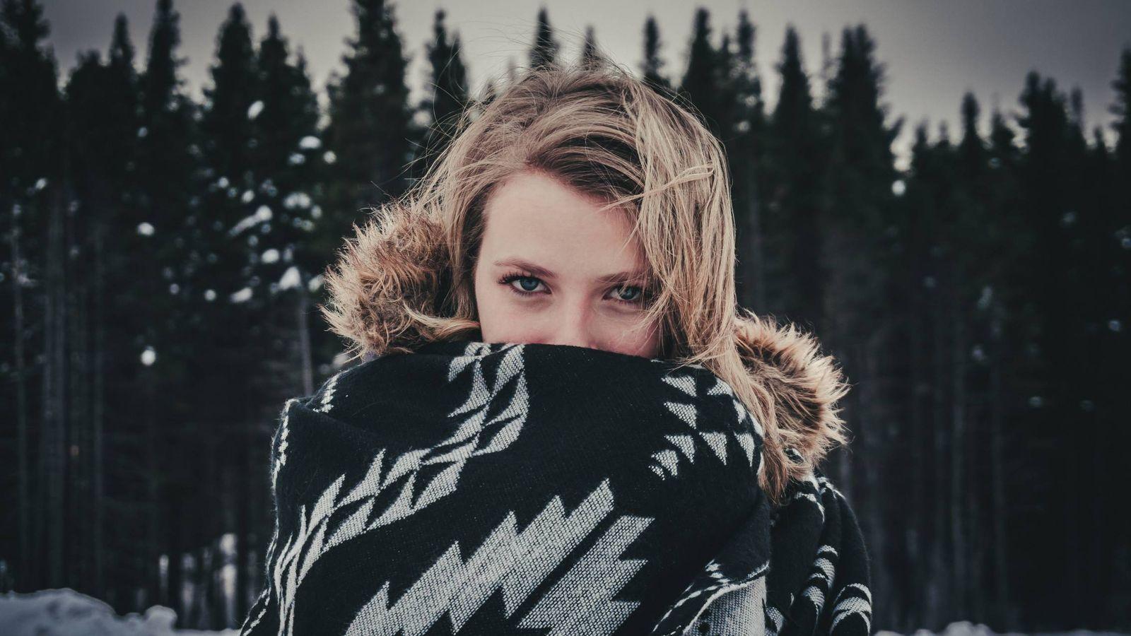 Foto: Que el frío no estropee tu piel. (Alexandre Croussette para Unsplash)