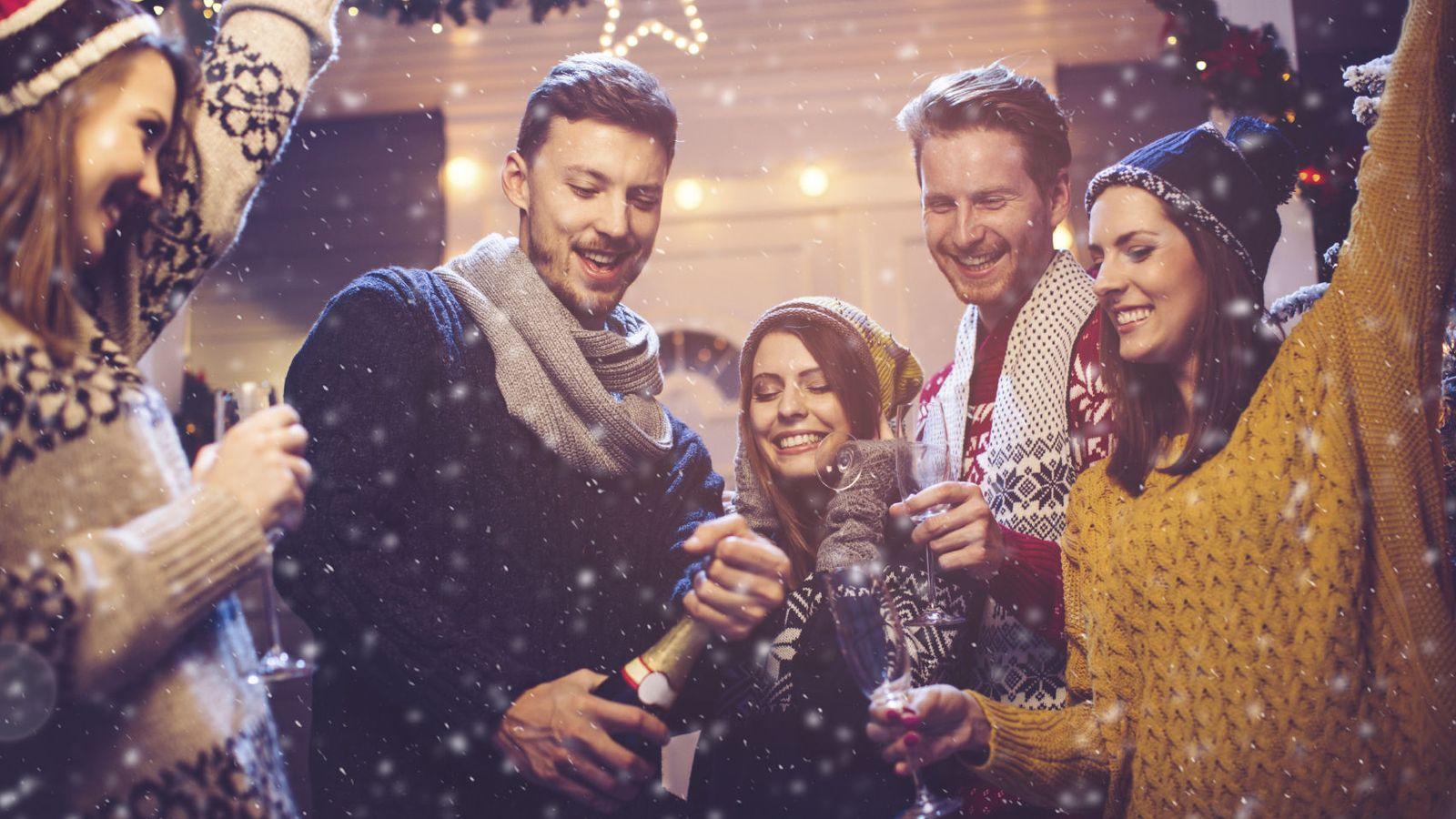 Foto: No hay fotos de las fiestas, pero el ambiente sería parecido a este. (iStock)