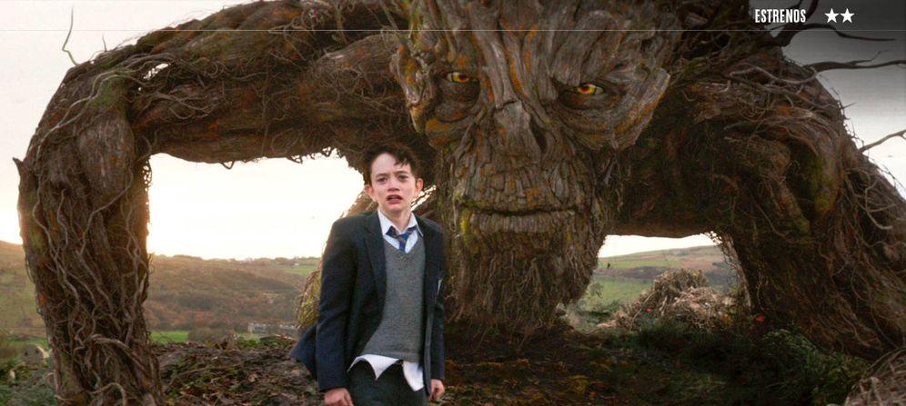 Foto: Fotograma de 'Un monstruo viene a verme'.
