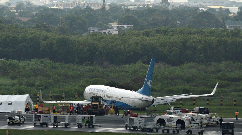 Foto: Avión de Xiamen Airlines en un aeropuerto de Filipinas. (Reuters)