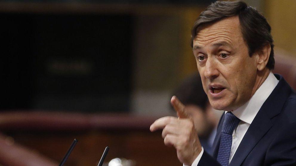 Hernando acusa a Rivera de haber sido colaborador necesario en la moción