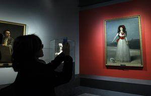 El pacto franquista que libró a los Alba de los impuestos del arte