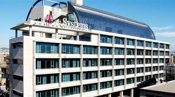 Foto: Oficinas de T-Systems en Barcelona.