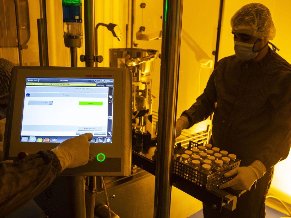 Foto: Investigadores descubren una enzima metabólica que impulsa el linfoma. (Reuters)