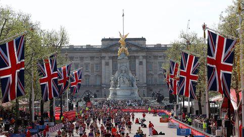 Maratón en Londresa
