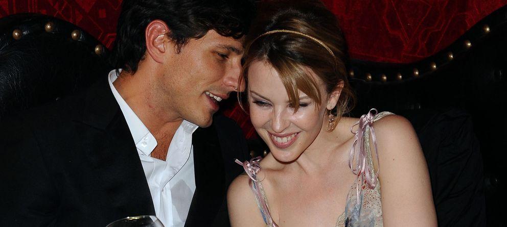 Foto: Velencoso y Kylie en una fotografía de archivo (Gtres)