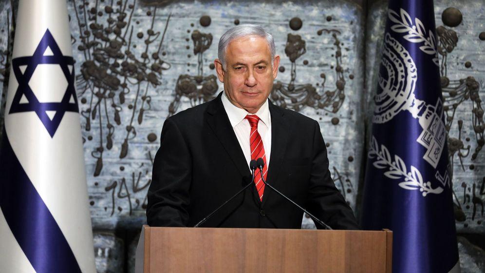 Foto: Benjamin Netanyahu. (Reuters)