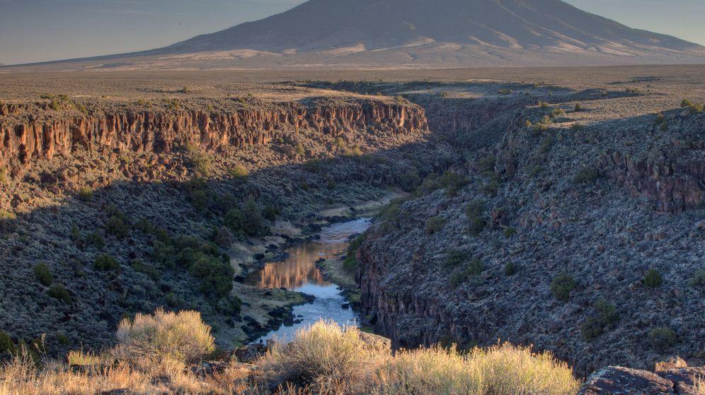 Foto: El Río Bravo podría llegar a desaparecer por la excepcional sequía