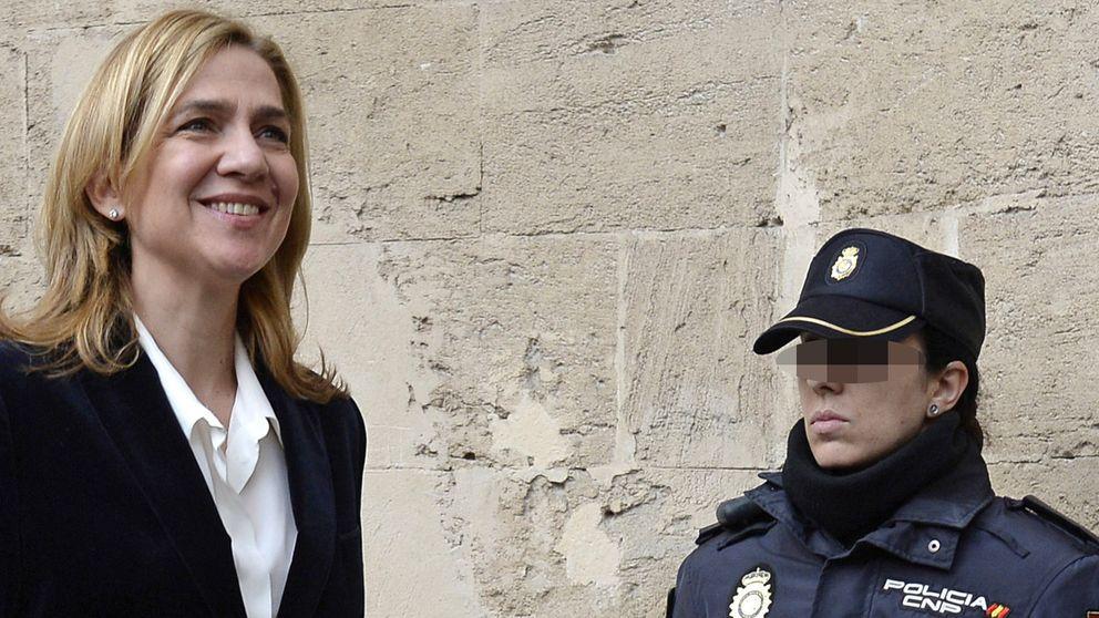 La infanta Cristina se sentará en el banquillo como acusada