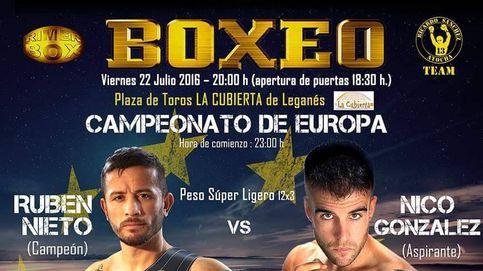 El boxeo español reverdece laureles con una final del campeonato de Europa