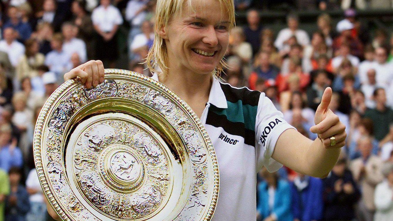 Luto en el tenis: fallece Jana Novotna, ganadora de Wimbledon en 1998