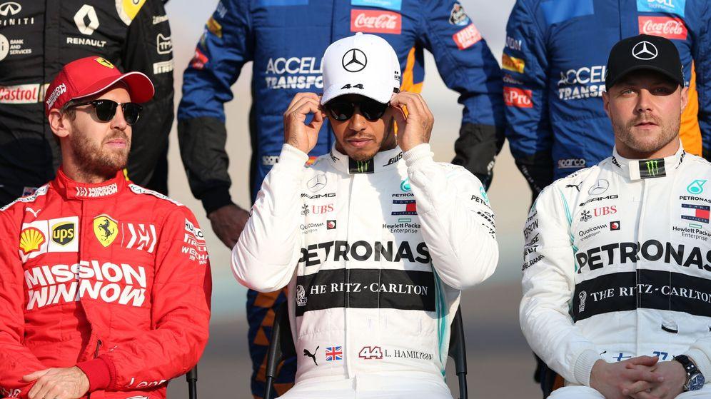 Foto: ¿Podría ser Vettel la mejor opción de Mercedes para 2021? (EFE)