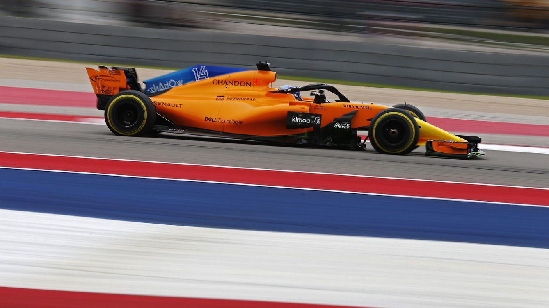 Y Fernando Alonso estampó el guante contra la pared: El nivel es más bajo que nunca