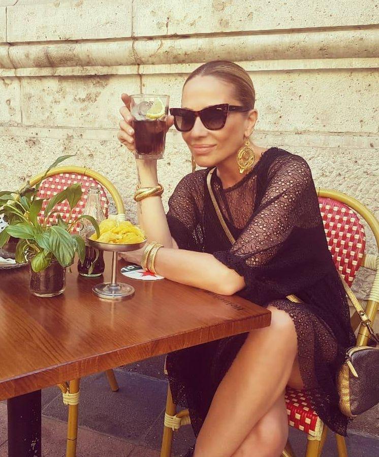 Foto: Marta Sánchez ha vuelto a España con energías renovadas. (Instagram)