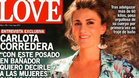Carlota Corredera saca su lado más sexy posando en bañador