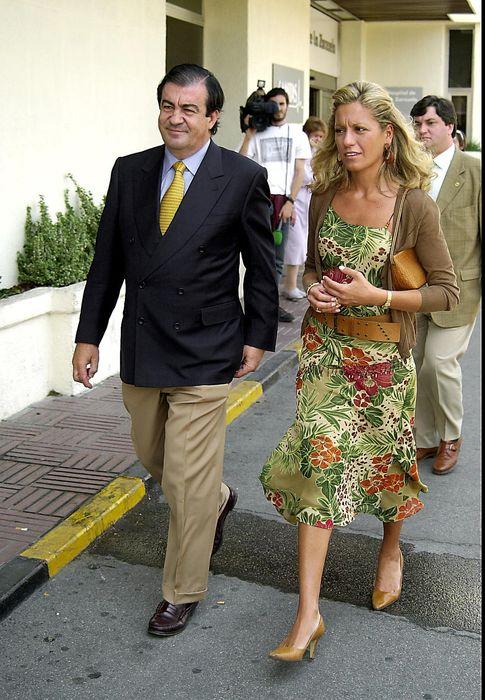Foto: Francisco Álvarez-Cascos y Gema Ruiz, en una imagen de archivo (I.C.)