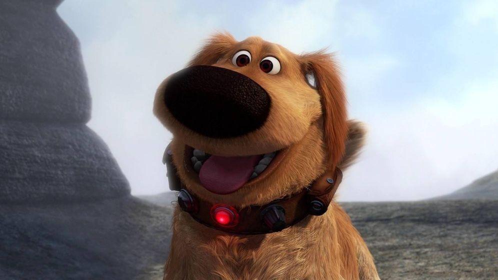 Foto: Fotograma de la película 'Up'.