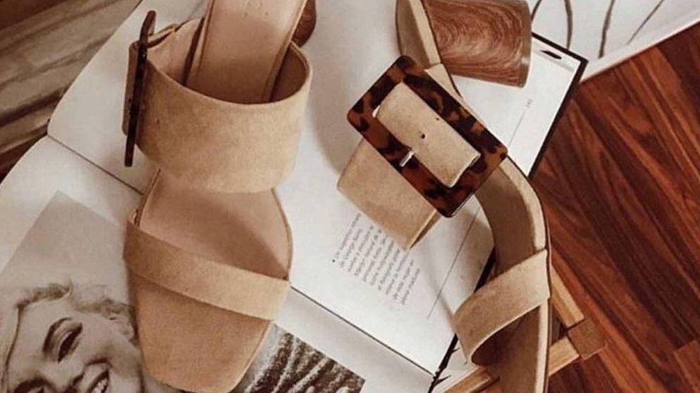 ¿Y si Amazon tuviera las sandalias de tacón bajo perfectas para el verano?