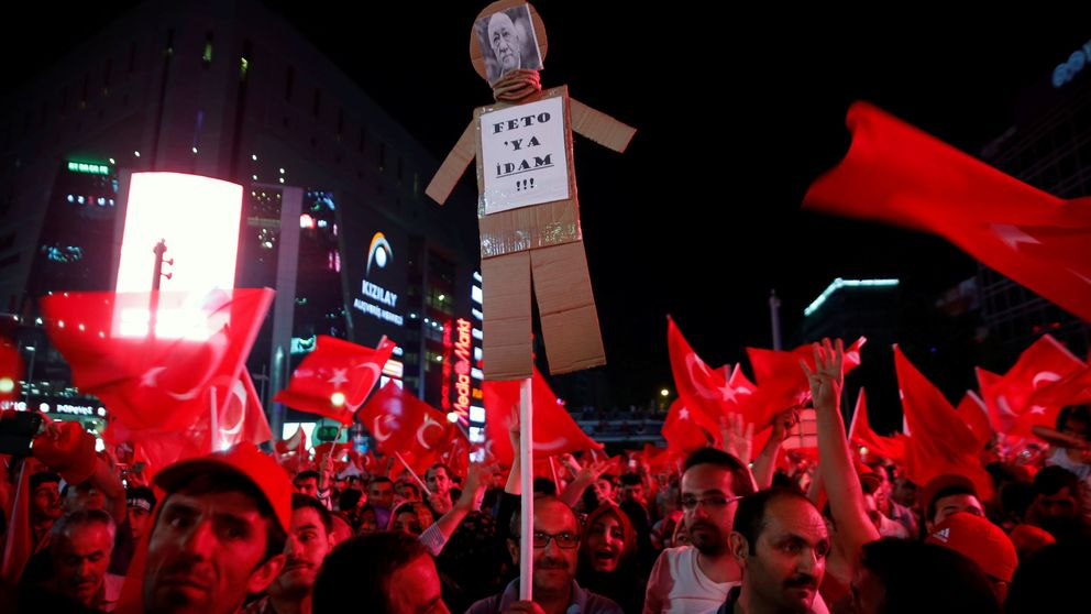 Los enemigos de Erdogan están aquí: las redes de Fethullah Gülen en España