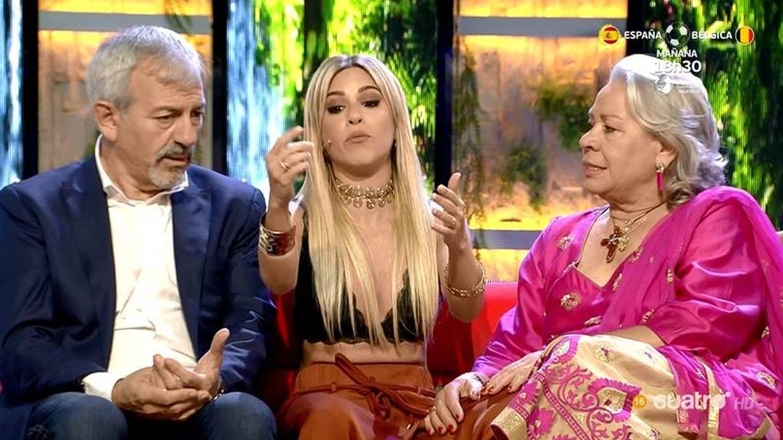 Oriana Marzoli rompe a llorar en 'Supervivientes 2019' por celos