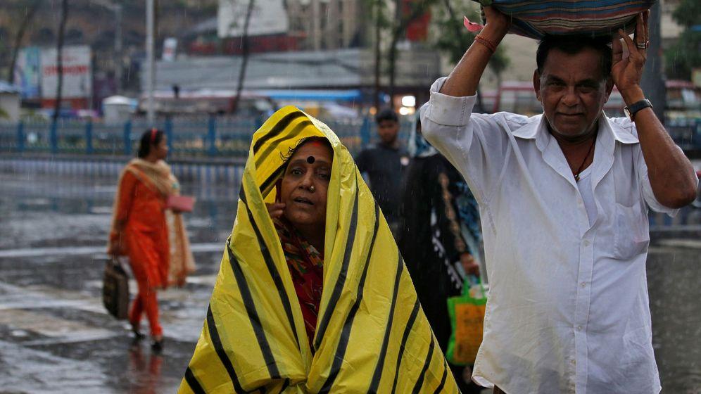 Foto: Kolkata, la India. (Reuters)