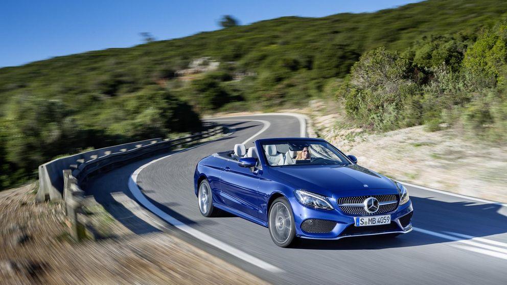 Mercedes prepara su primavera con el nuevo Clase C Cabrio