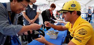 Post de La mayor felicidad de Carlos Sainz: el paso de correr